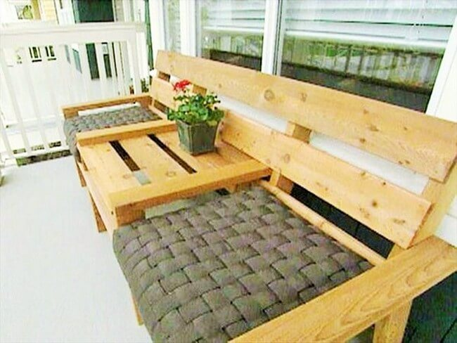 Home Decor with Wooden Pallets Furniture-12