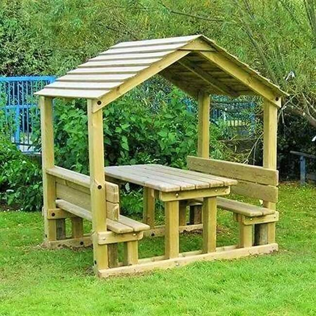 Home Decor with Wooden Pallets Furniture-13