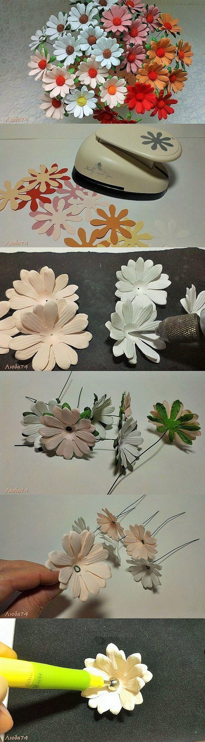 Homemade crafts Ideas-6