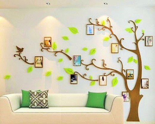 Wall Decoration Ideas To Make Your Home Stunning - 1001 Motive Ideas