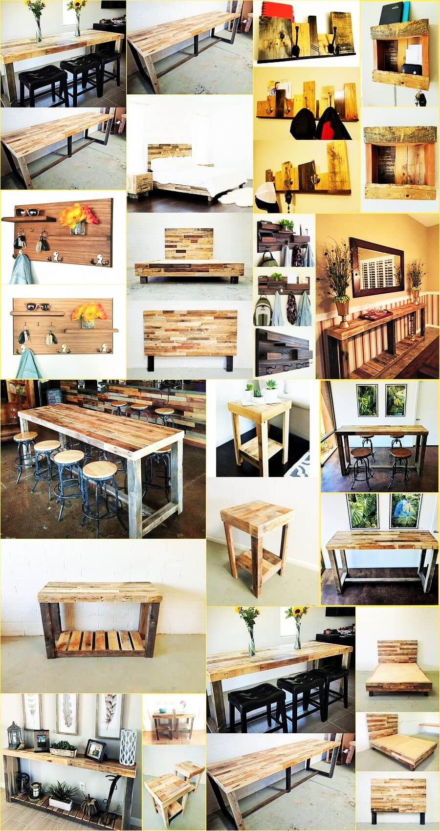 Wooden Pallets Projects (2)