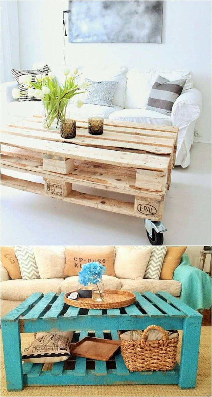 easy-DIY-pallet-sofa and table