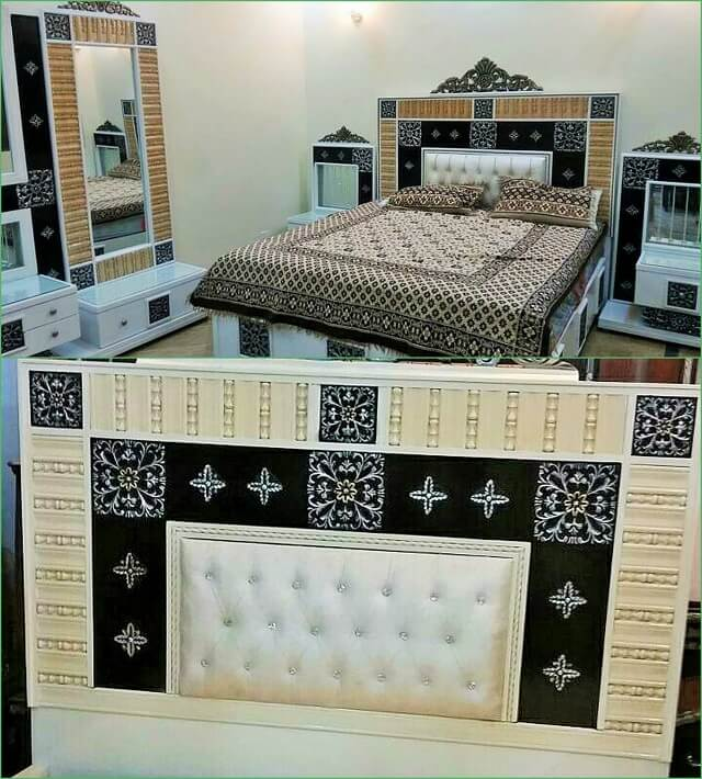 Beautiful Wooden Furniture Bed Ideas