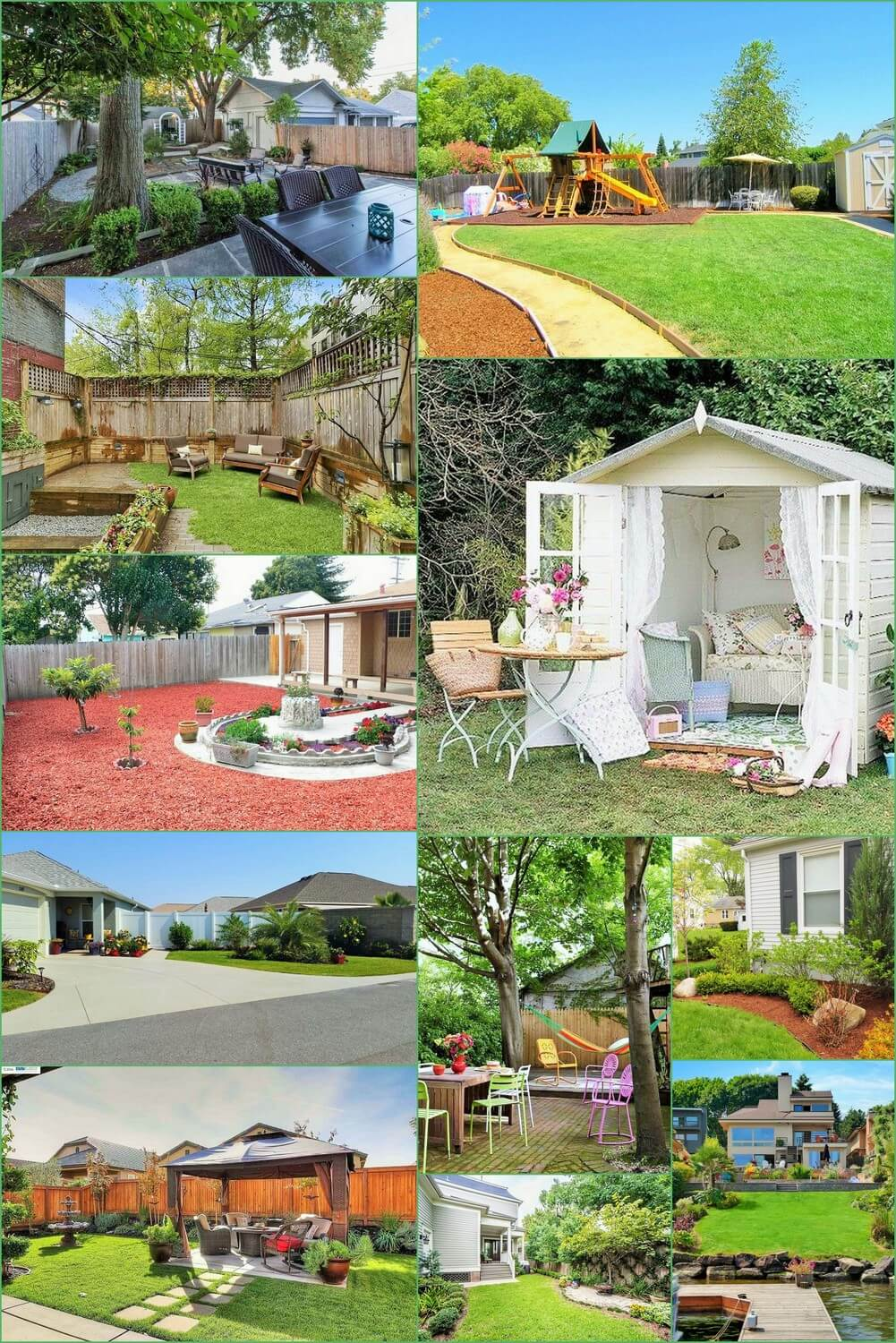 Beautiful Home Front Garden Ideas