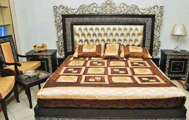 Beautiful Wooden Furniture Bed Ideas-3