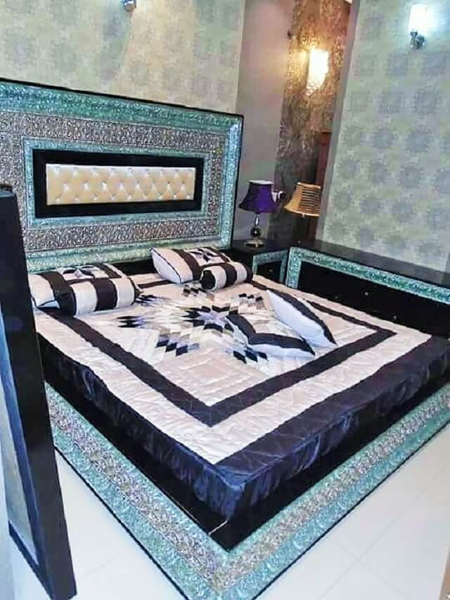 Beautiful Wooden Furniture Bed Ideas-4
