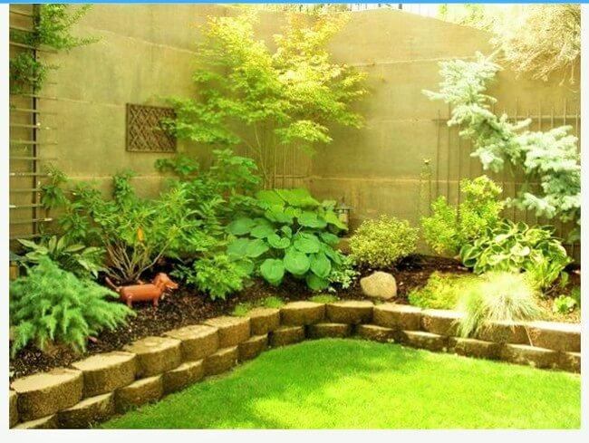Beautiful Flower Garden Design-3