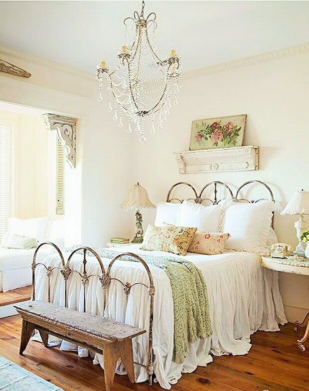 shabby chic small bedroom best ideas for a beautiful shabby chic bedrooms 1001 17048