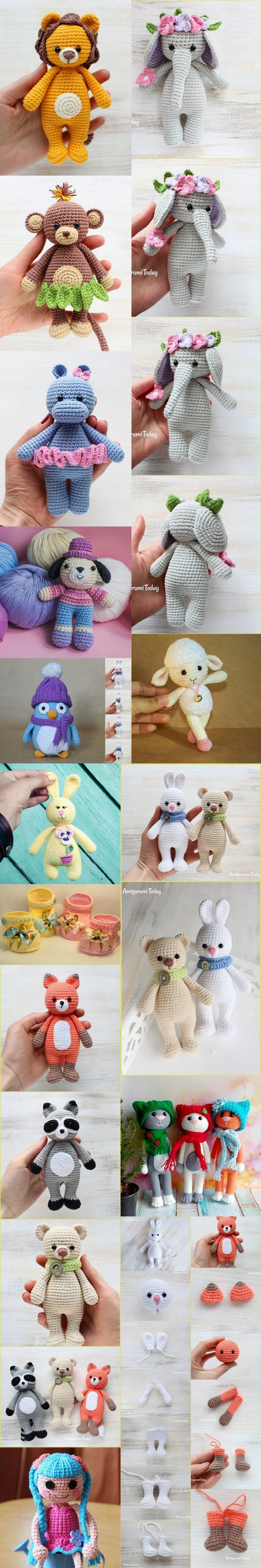 Crochet Toys Ideas (2)