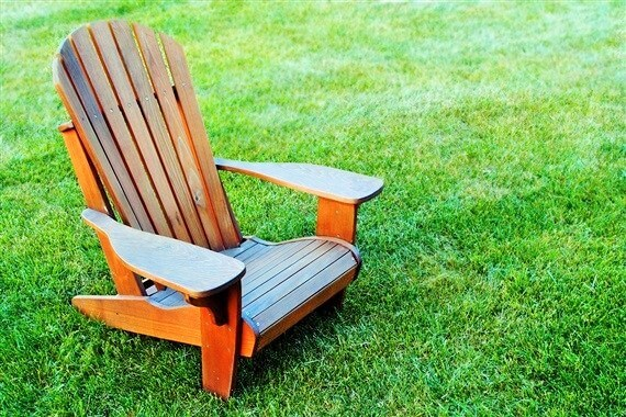 DIY Wooden Pallets Chair-3