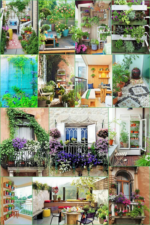 Home-diy-balcony-garden-Ideas