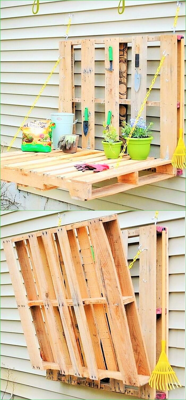 Homemade DIY Pallets Ideas (2)