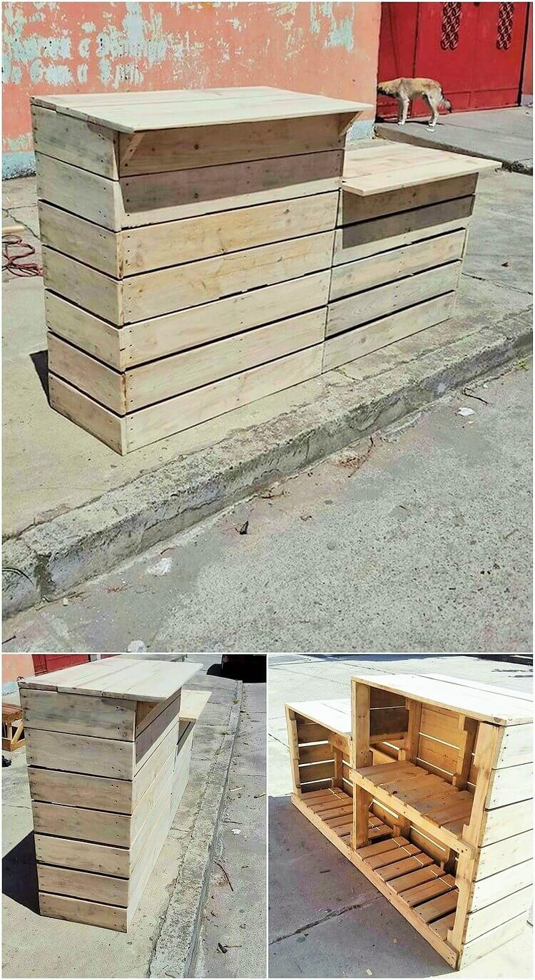 Wooden-Pallet-Counter-Table-Ideas