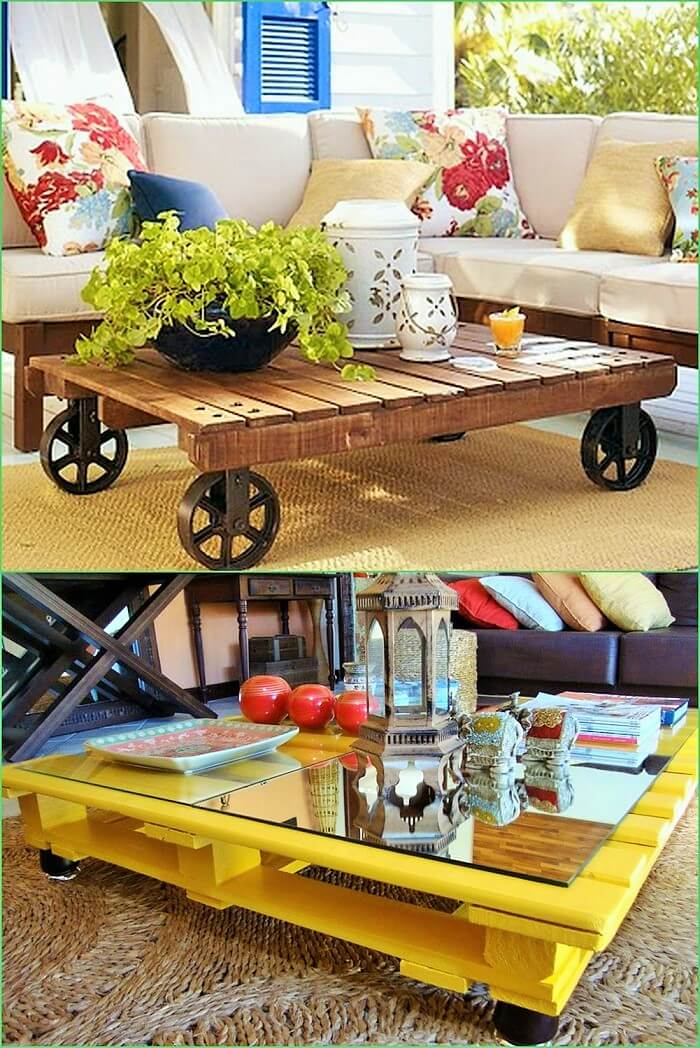 Wooden Pallets Ideas and Projects