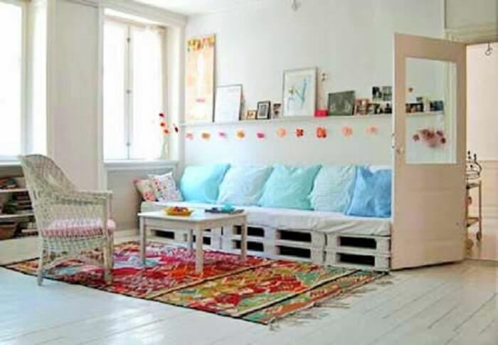 Wooden Pallets Room Decor Ideas.