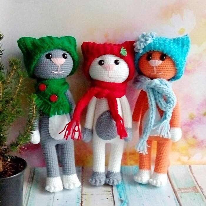 crochet-cats-in-hats-free-pattern