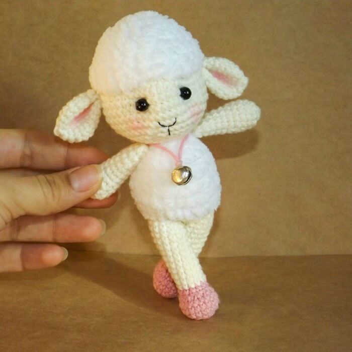 meryl-sheep-DIY-Crochet