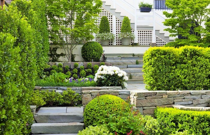 Colorful-Front-Yard-shade-garden-Ideas (8)