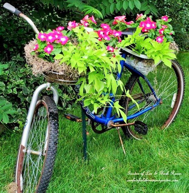 DIY-Bicycle-Planter-Ideas (2)