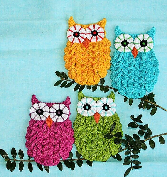 DIY-Crochet-Owl