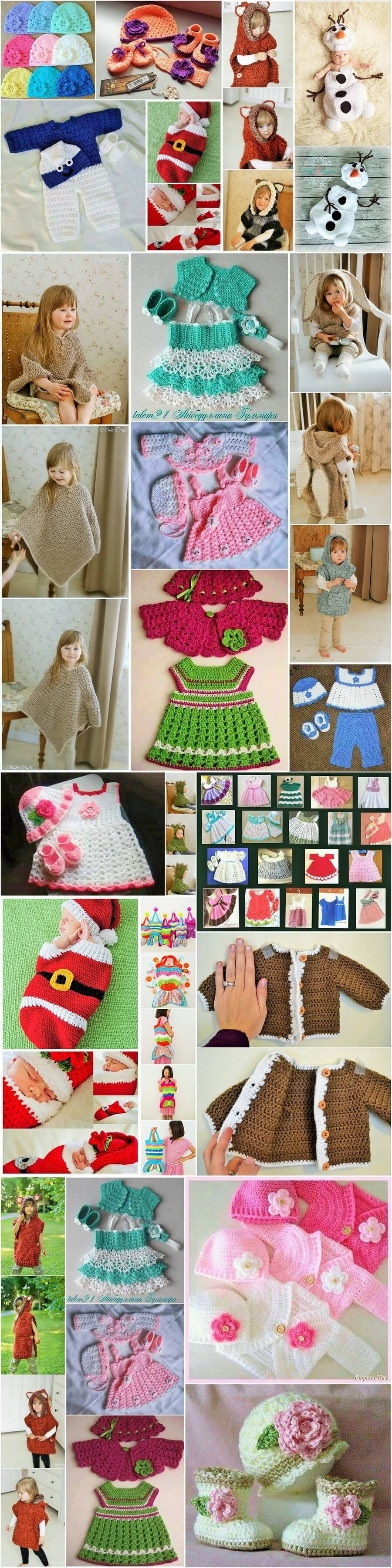 DIY-Homemade- Crochet-Ideas