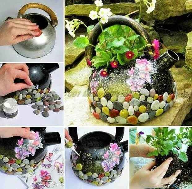 DIY-Recycled-Kettle-Planter-ideas
