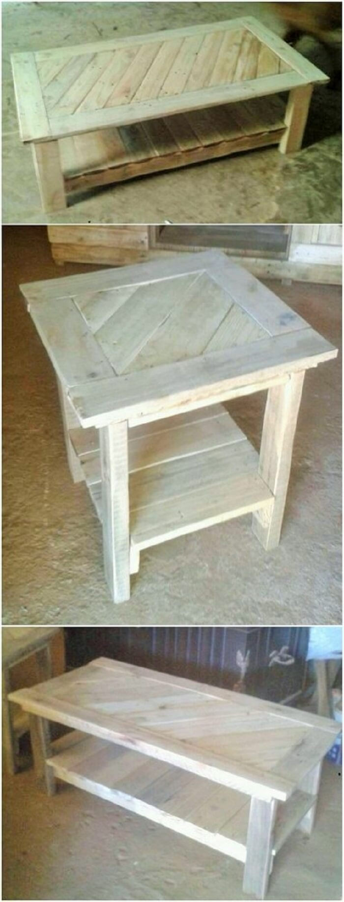 DIY WOOD PALLETS MADE TERRACE PROJECT (18)