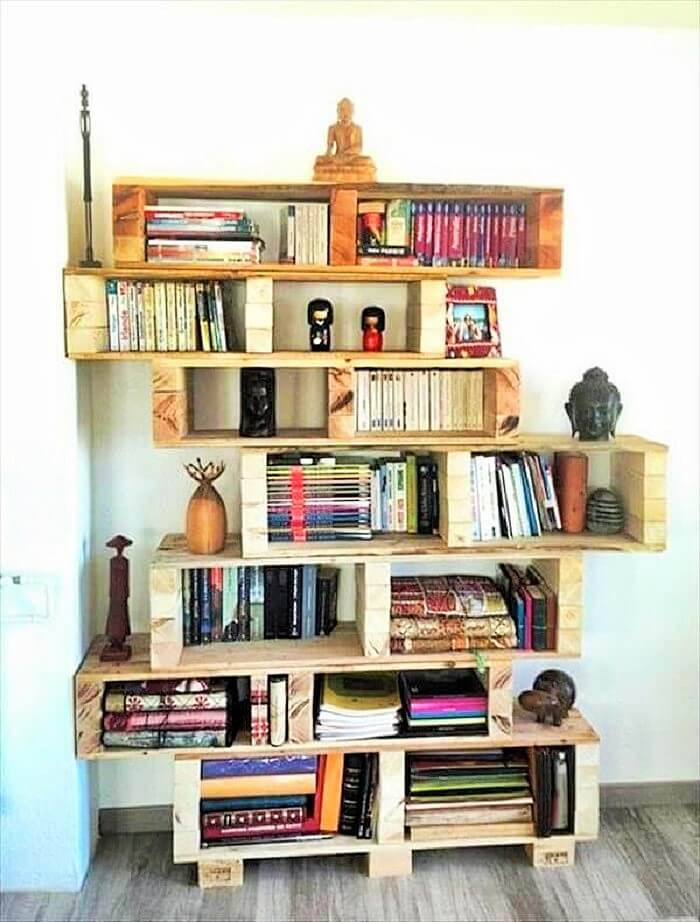 DIY Wooden Pallets Ideas (18)