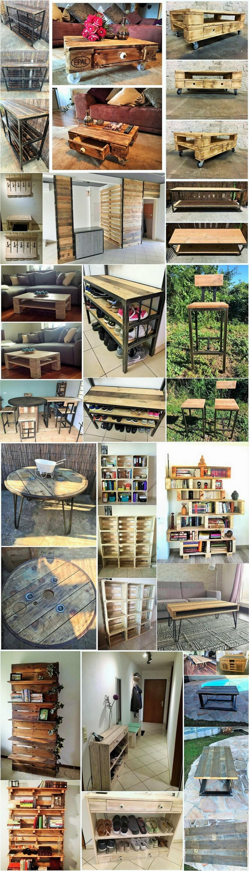 Things To Be Made From Wooden Pallet 1001 Motive Ideas