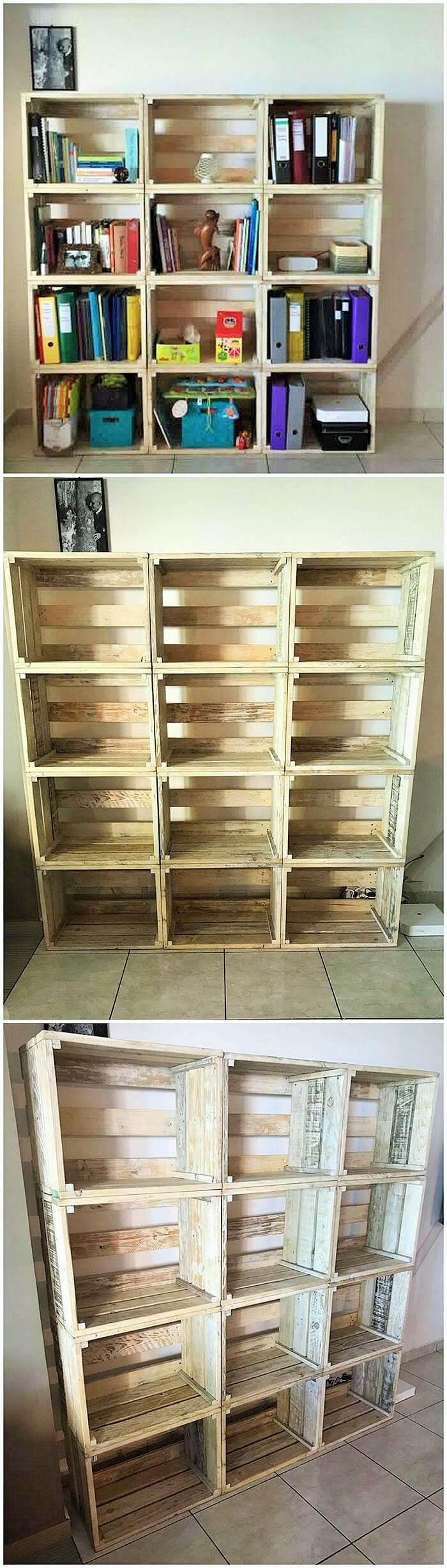 DIY Wooden Pallets Ideas (2)