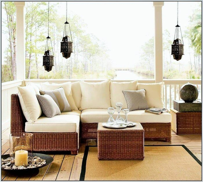Inspiring Warehouse Apartment Beautifully Styled By modern-rattan-living-room-furniture-102 (2)
