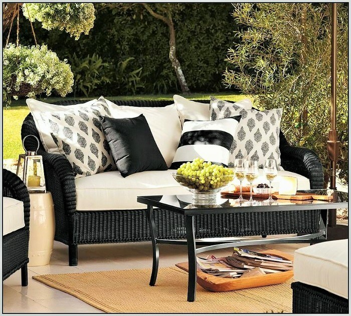 Inspiring Warehouse Apartment Beautifully Styled By modern-rattan-living-room-furniture. (2)