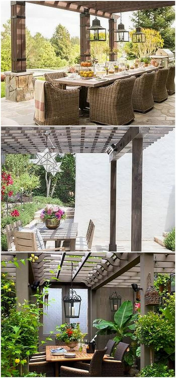 Outdoor-dining-Table-Ideas