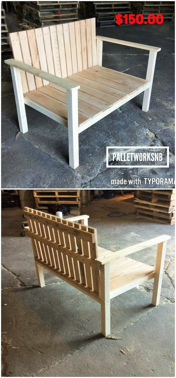 Wooden Pallets Projects (21)