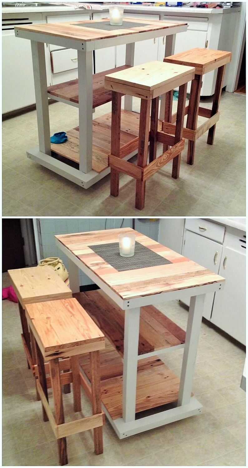 Wooden Pallets Projects (24)
