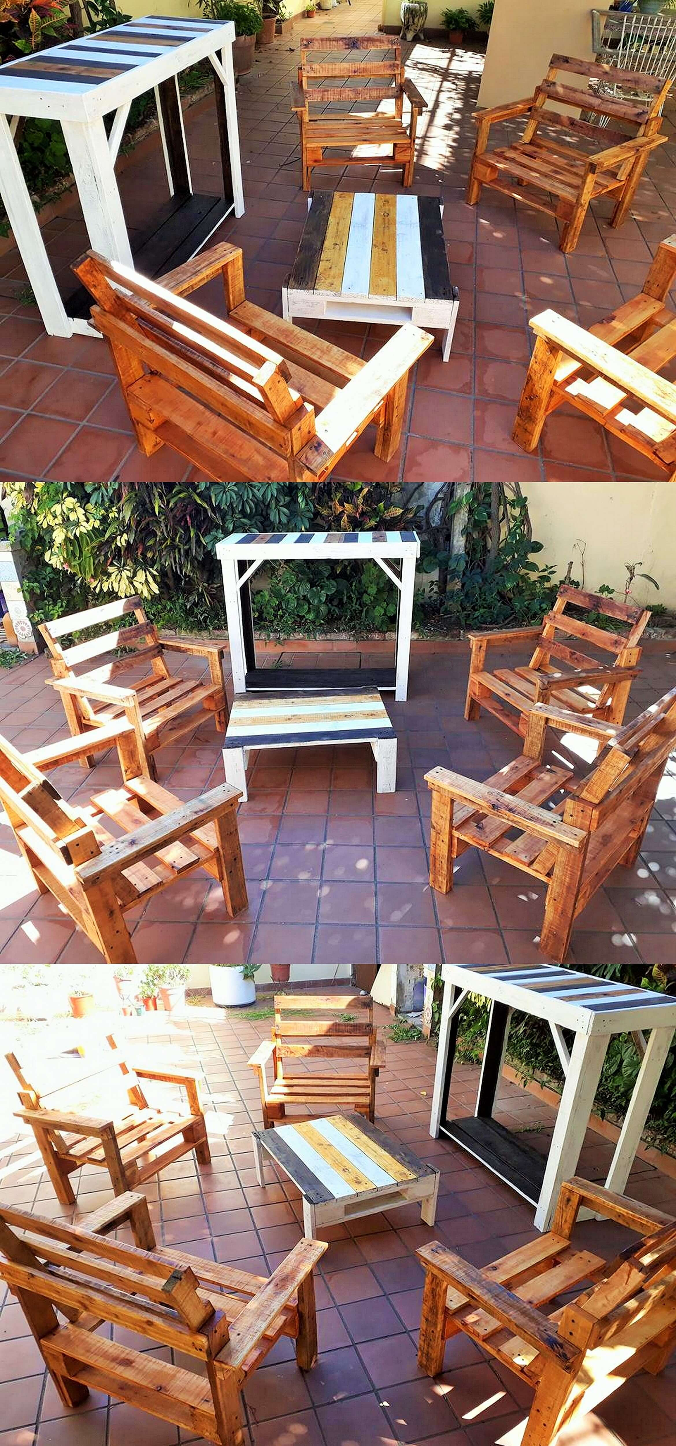 Wooden Pallets Projects (28)