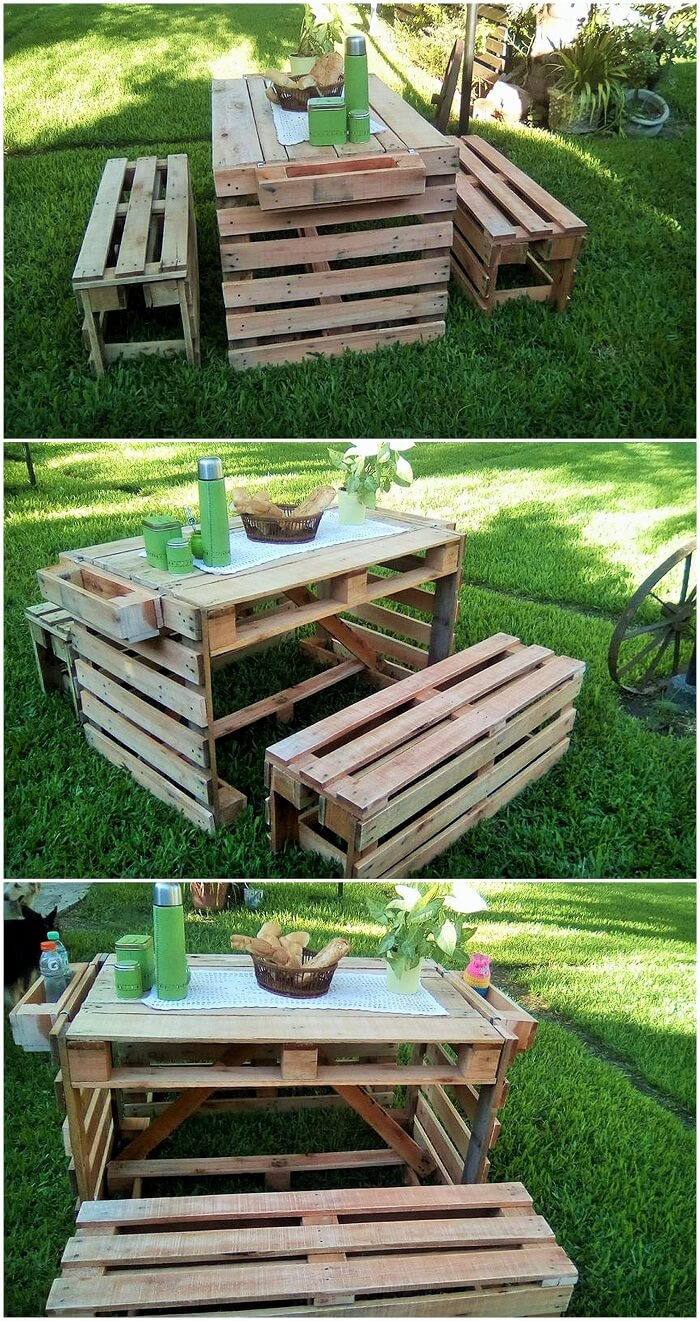 Wooden Pallets Projects (29).
