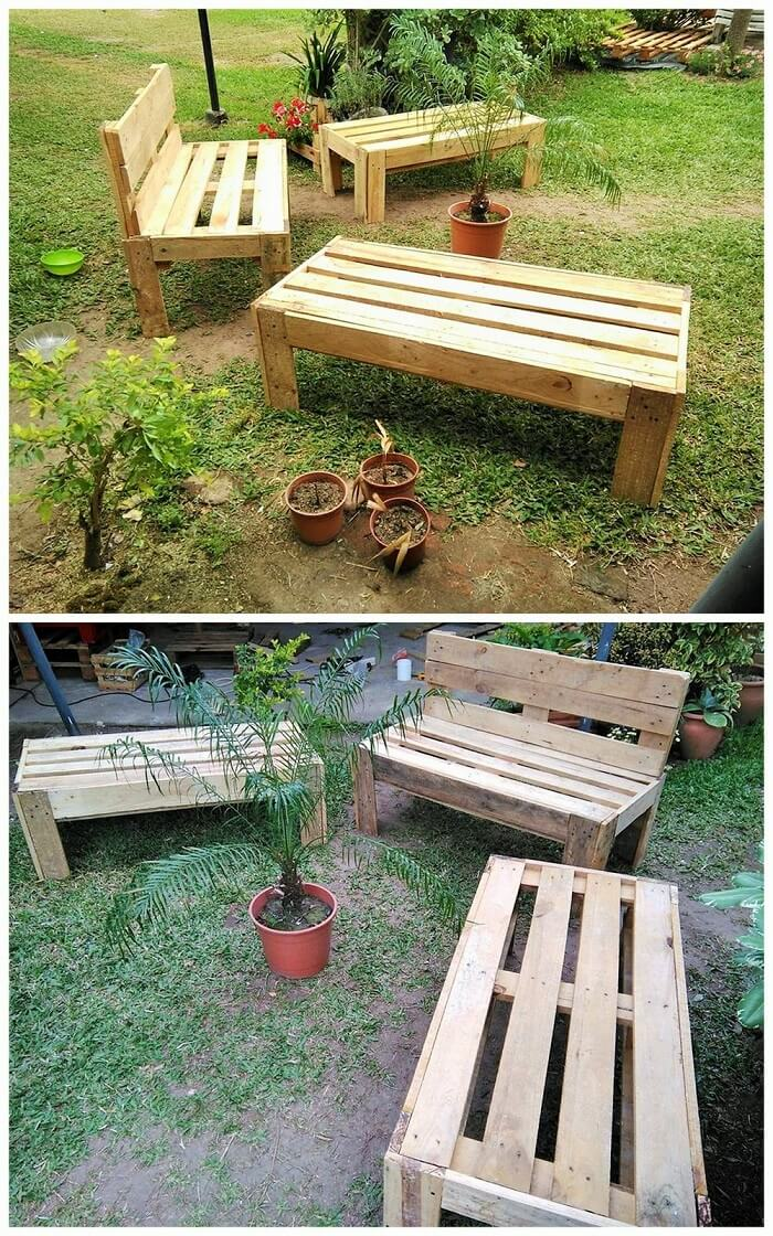 Wooden Pallets Projects (32).