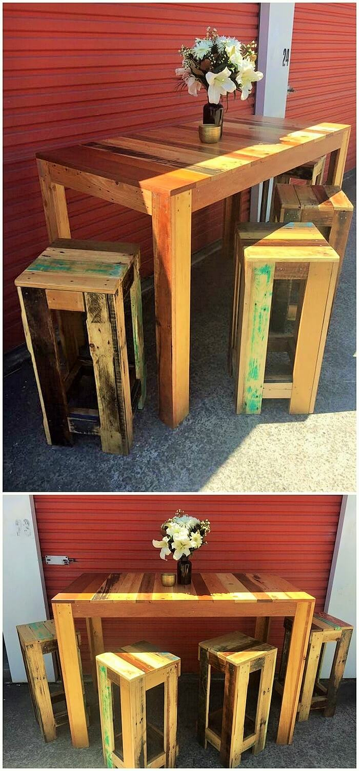 Wooden Pallets Projects (33)