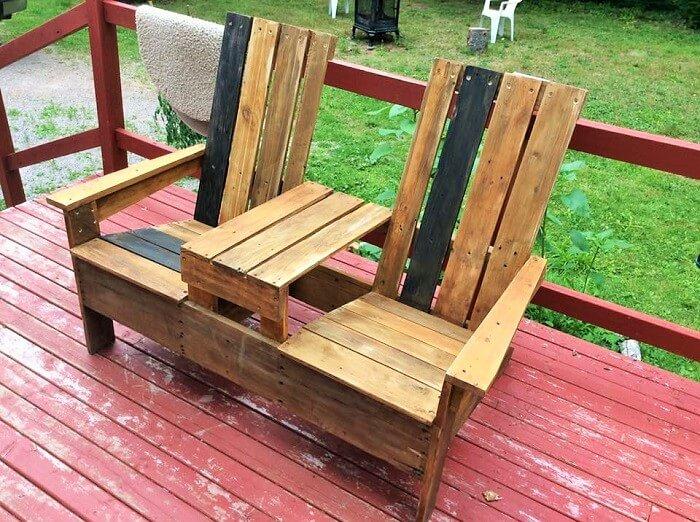 Wooden Pallets chair Ideas (2)