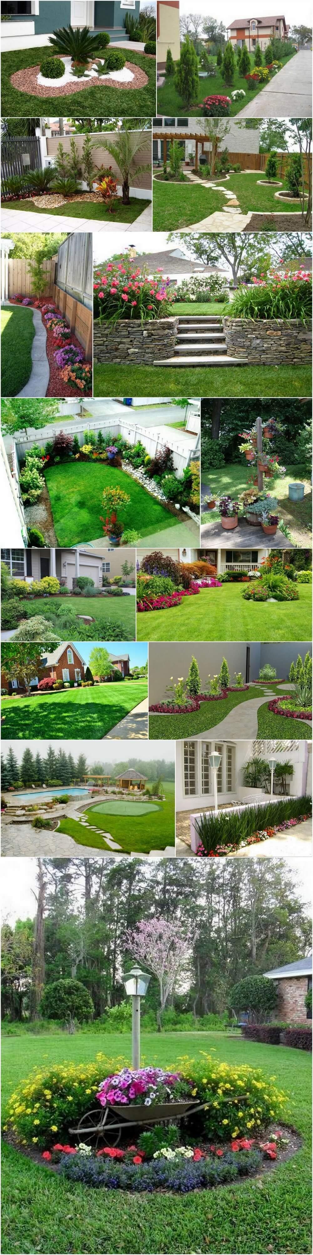 15 Beautiful Garden Ideas