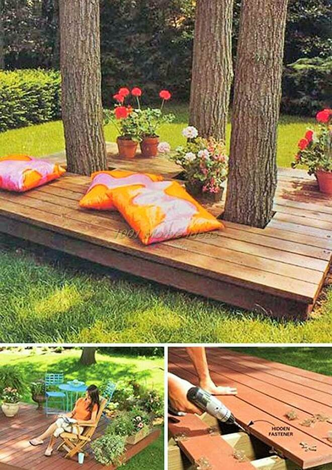 DIY-Garden-Under-Tree-Patio (2)