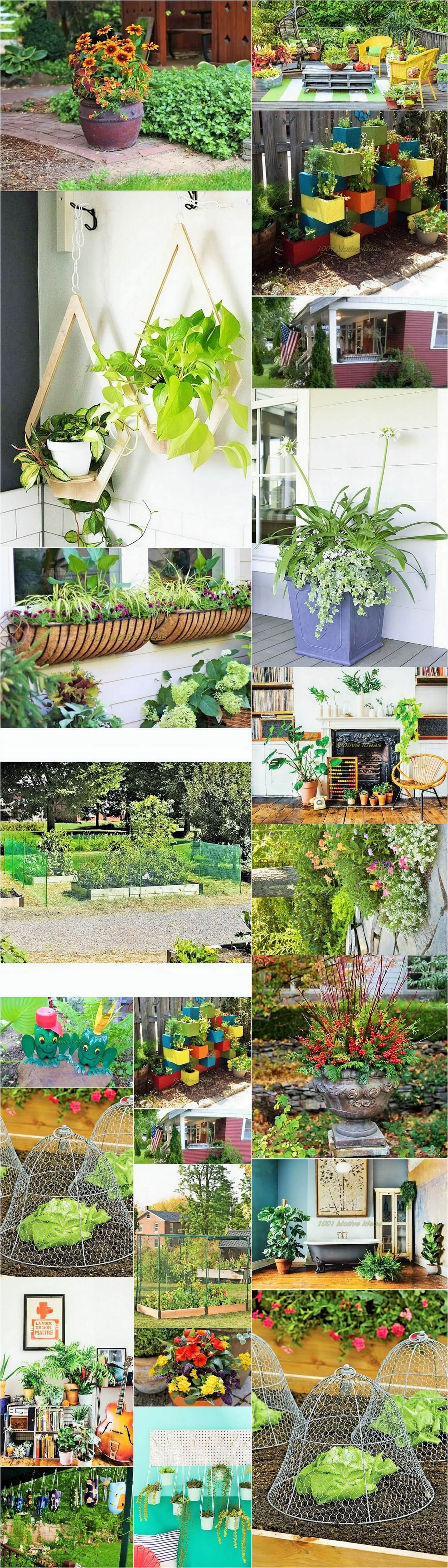DIY How to make decorations garden ideas