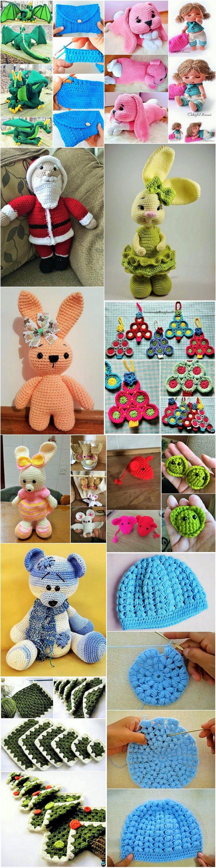 DIY crochet Toyes -Ideas