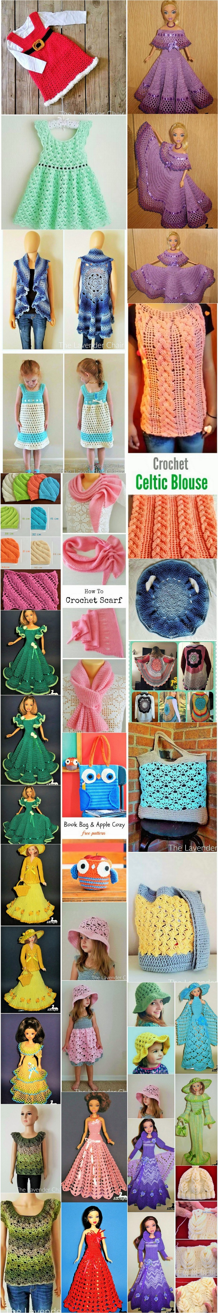 Home made Diy crochet Ideas (2)