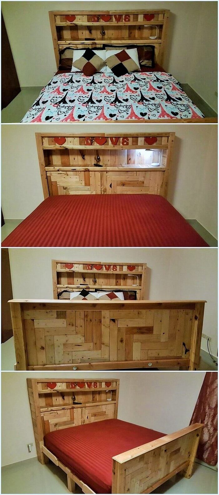 Wood-Pallet-Bed-with-Stylish-Headboard (2)