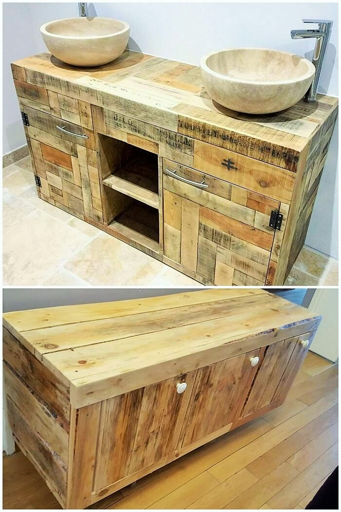 Wood-Pallet-Homemade-Furniture-Ideas-3