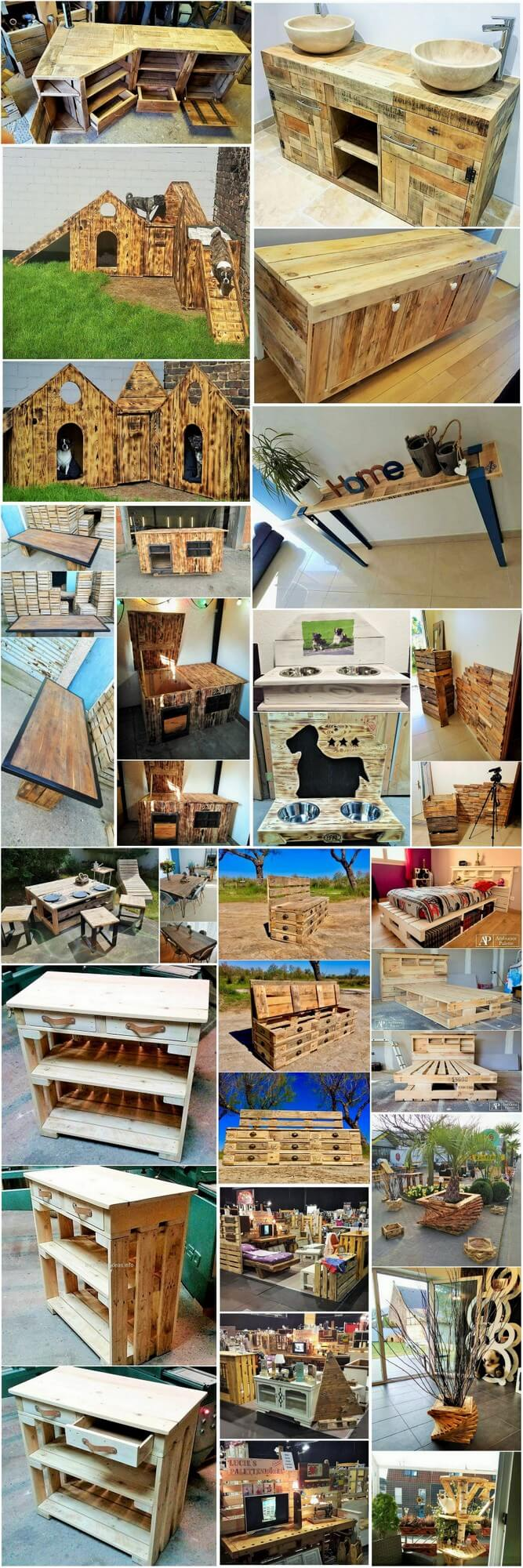 Wood-Pallet-Homemade-Furniture-Ideas