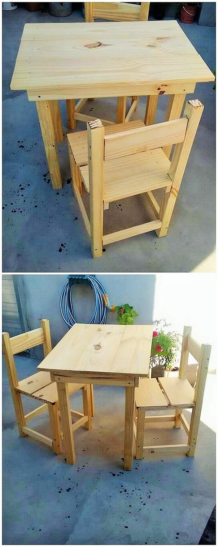 Wood-Pallet-Table-and-Chairs (2)