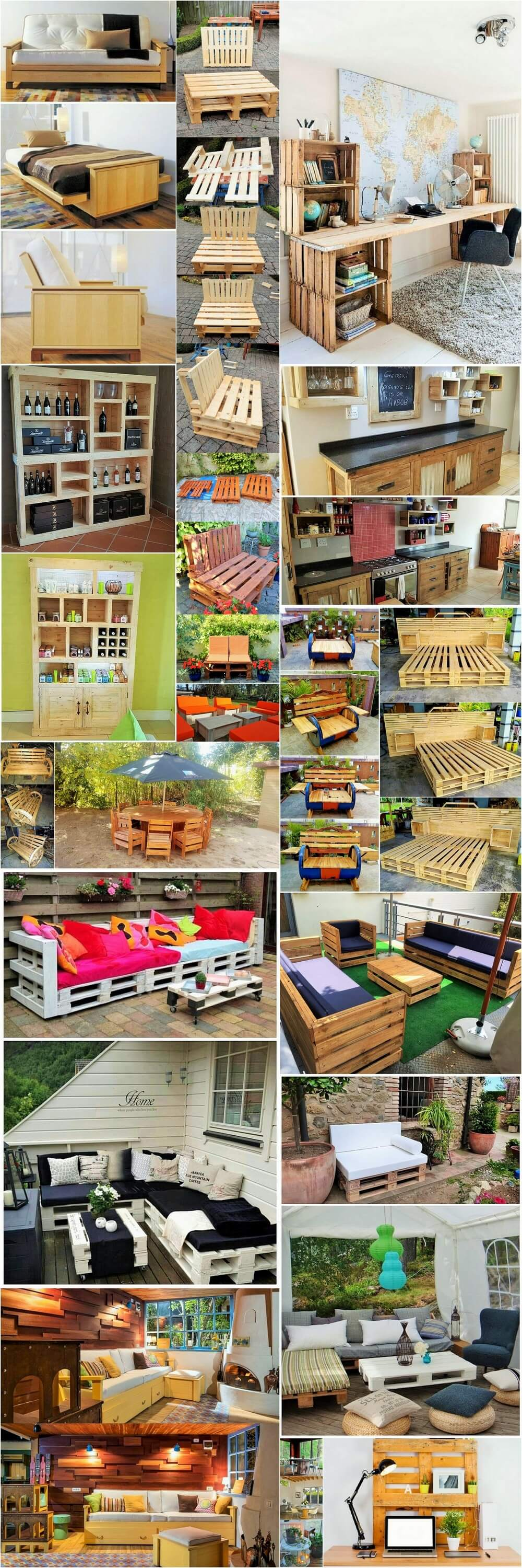 wooden-pallets-Diy-furniture-ideas